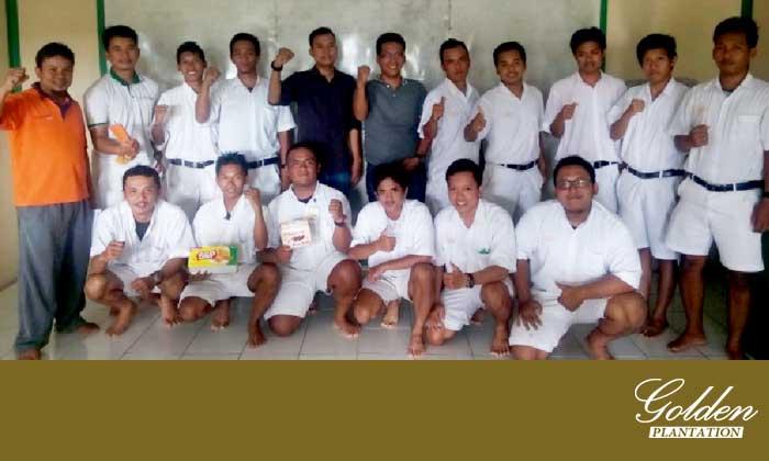"Training in Class MT Admin, Field & Binamitra  ""Sistem Perkebunan Plasma"""